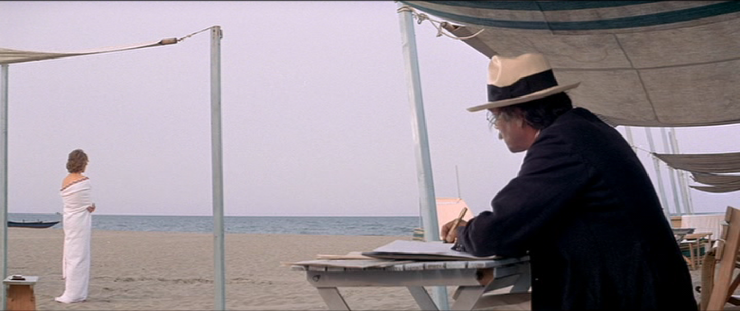 """death in venice film by visconti term paper Death in venice a queer film classic will aitken   the term pedophile is a modern coinage (the oxford english dictionary cites the word only from 1941 since both words can mean love for a child  he raises his news- paper to cover his face"""" visconti the quartet strikes up """"the merry widow waltz."""